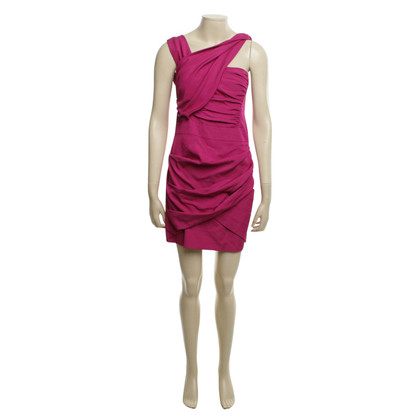 Reiss Kleid in Fuchsia