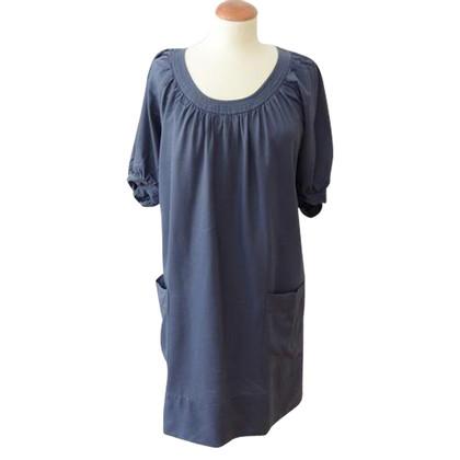 Maje Dress in blue
