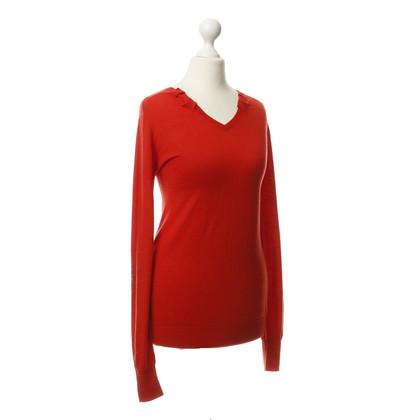 Andere merken WHO*S WHO - sweater met Rhinestone trim