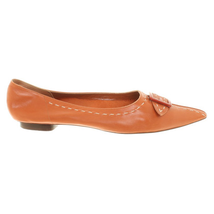 Marc Jacobs Ballerinas in orange