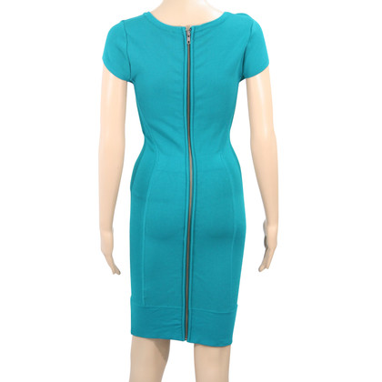 French Connection Dress in turquoise