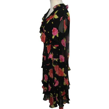 Escada Two-piece silk dress