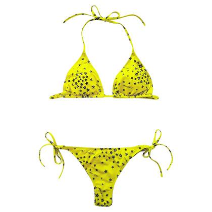 Jimmy Choo Bikini with pattern