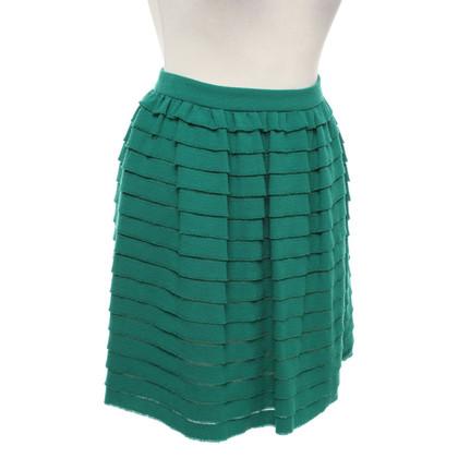 3.1 Phillip Lim skirt in green