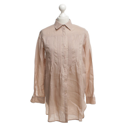 Max & Co Lange Bluse in Nude