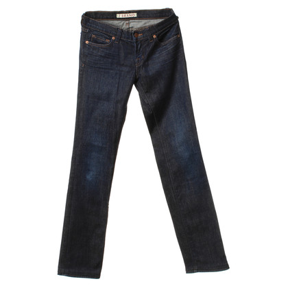 J Brand Jeans mit Waschung