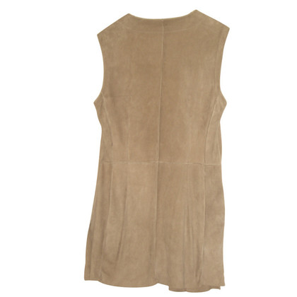 Other Designer Suede leather vest