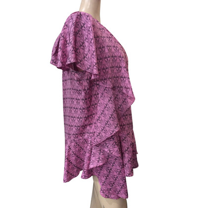 Thomas Wylde top with pattern