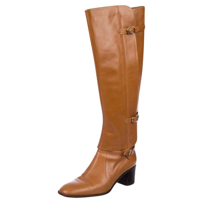 Hermès Boots with removable chaps
