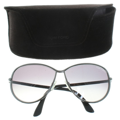 Tom Ford Sunglasses in silver-grey