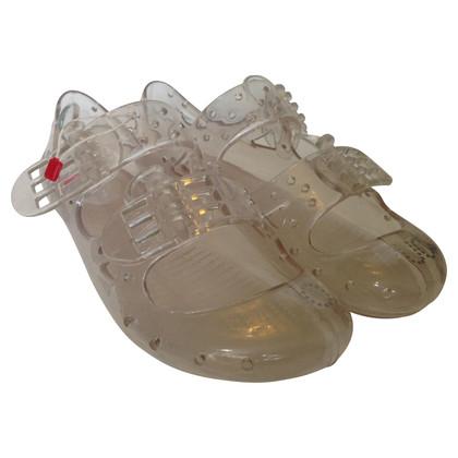 Emilio Pucci Plastic mules