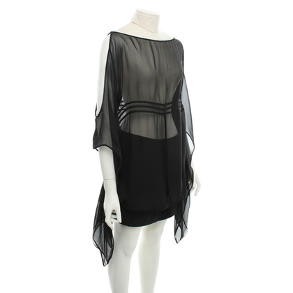 La Perla Tunic in black
