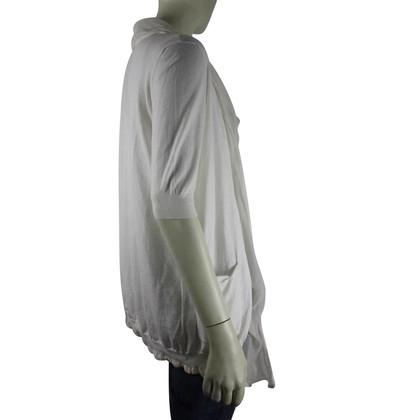 Brunello Cucinelli Vest gemaakt van katoen/zijde