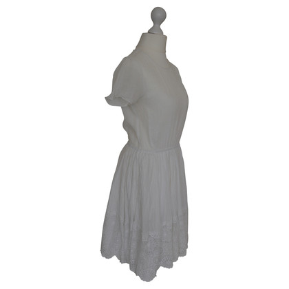 Band of Outsiders Cotton muslin dress