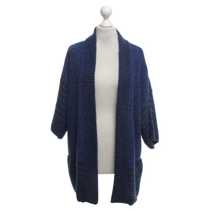 Closed Strickjacke in Blau