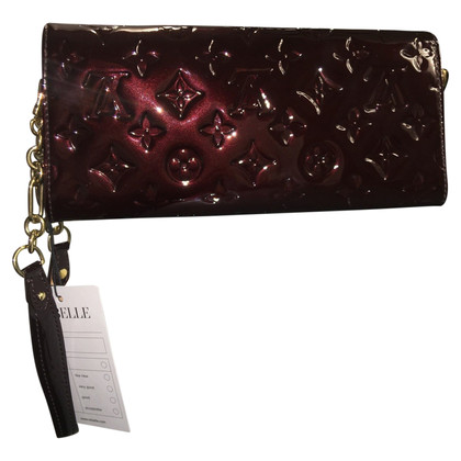"Louis Vuitton ""Clutch Monogram Vernis"""
