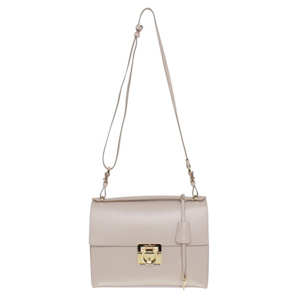 Salvatore Ferragamo Bag in Beige