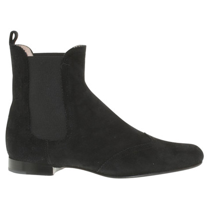 Unützer Chelsea boots with Lyra perforation