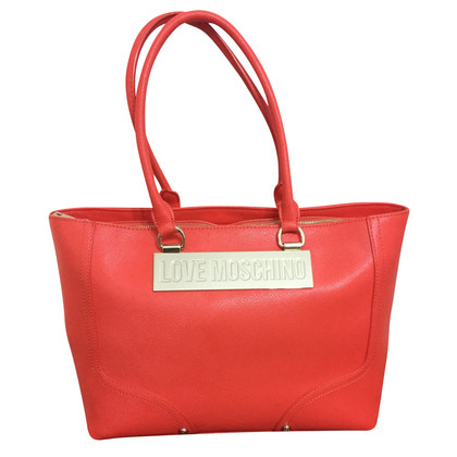 Moschino Love Shopping bag