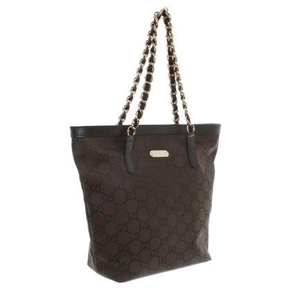 Gucci Tote bag with Guccissima pattern