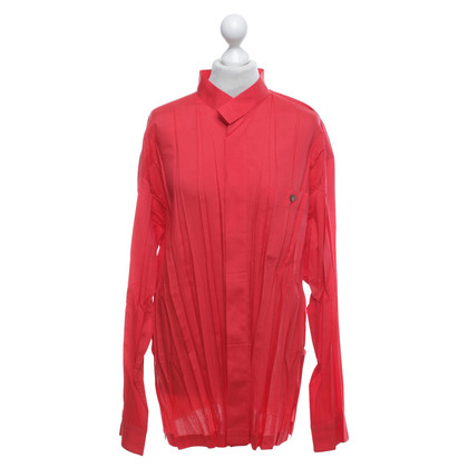 Issey Miyake Camicia in rosso