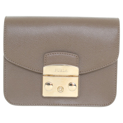 "Furla ""Metropolis Bag"" 'in Taupe"