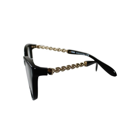 Moschino Brille in Schwarz