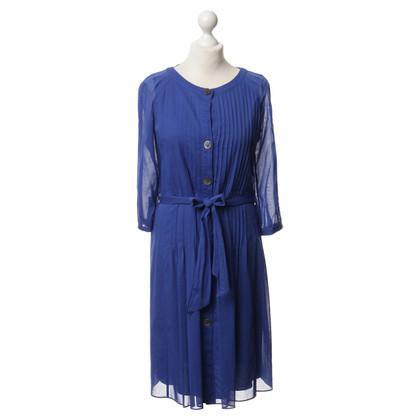 Bogner Cotton dress in blue