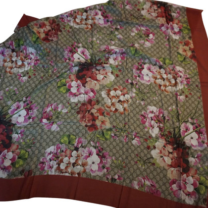 Gucci Sjaal gemaakt van Modal / zijde