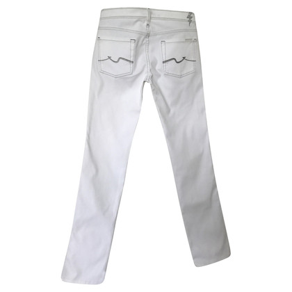 7 For All Mankind Gerade Jeans