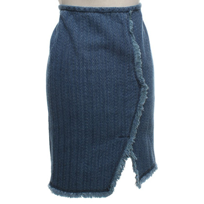 Isabel Marant Rock in Blau