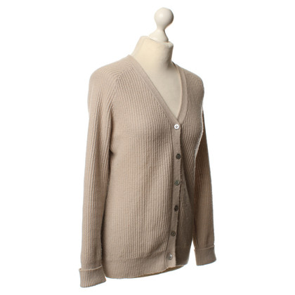 Allude Cardigan in beige