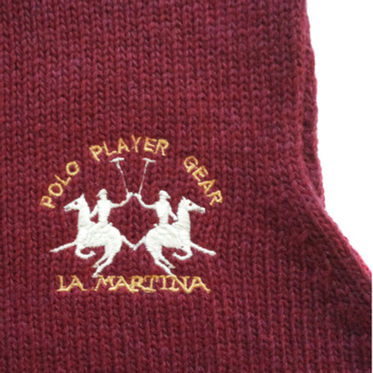 La Martina Sweater vest
