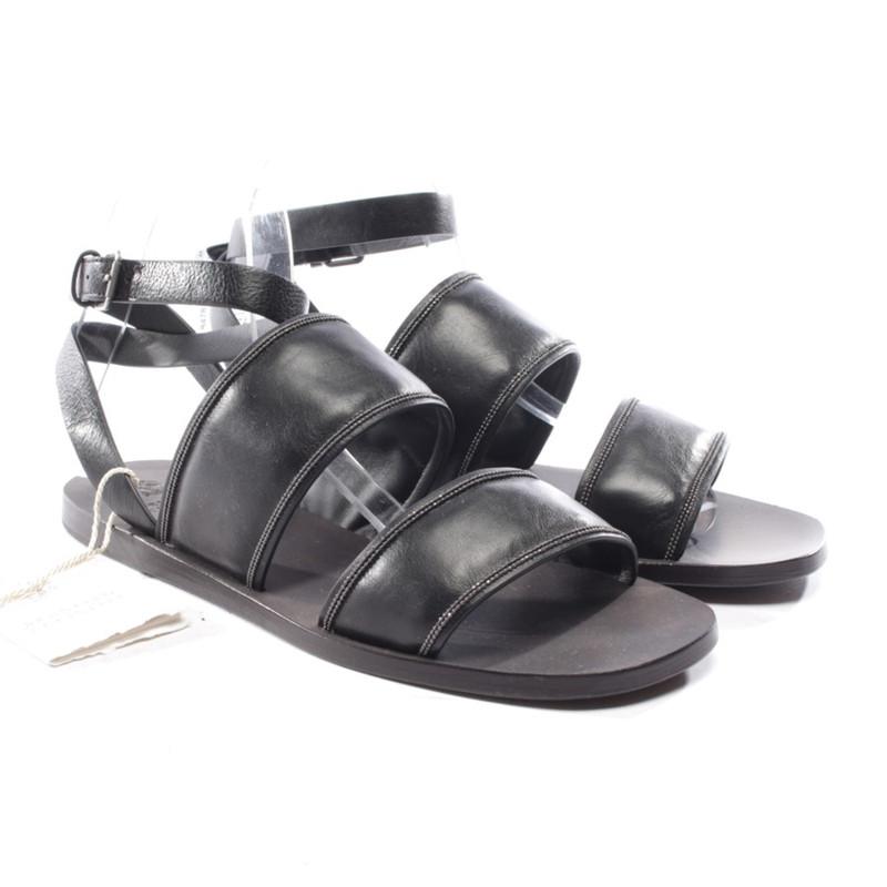 Brunello Cucinelli Sandals Leather in
