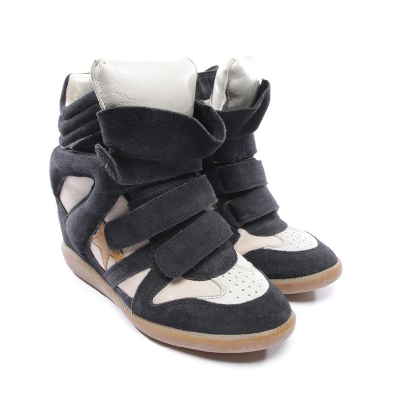 Isabel Marant Bekett Sneaker Leather