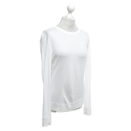 Helmut Lang top in white