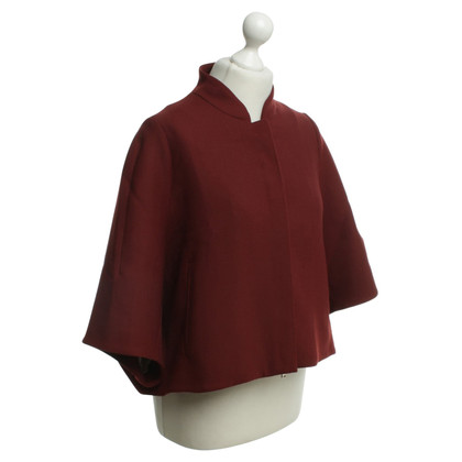 Schumacher Jacke in Bordeaux
