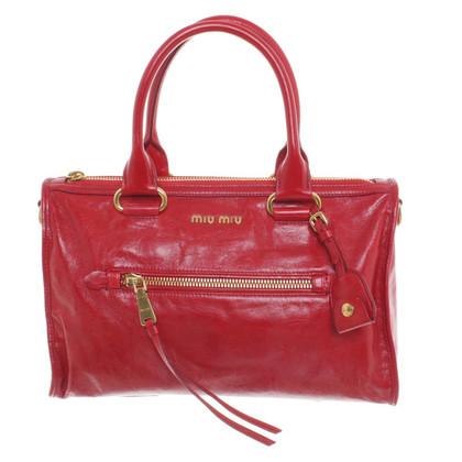 Miu Miu Handtas in het rood
