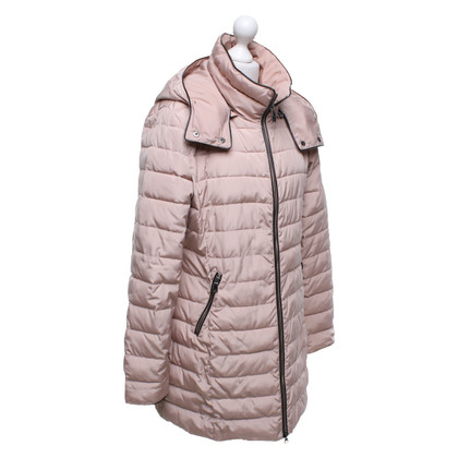 Armani Jeans Quilted jacket in nude