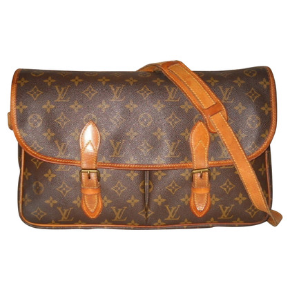 "Louis Vuitton ""Gibecière GM Monogram Canvas"""