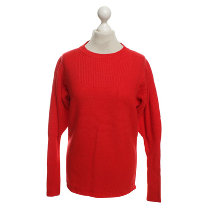 Versace Knit sweater in red