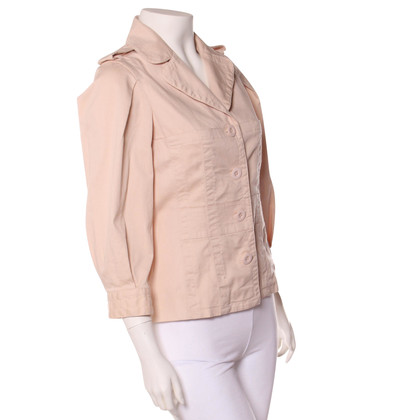Marc by Marc Jacobs Blazer in Nude