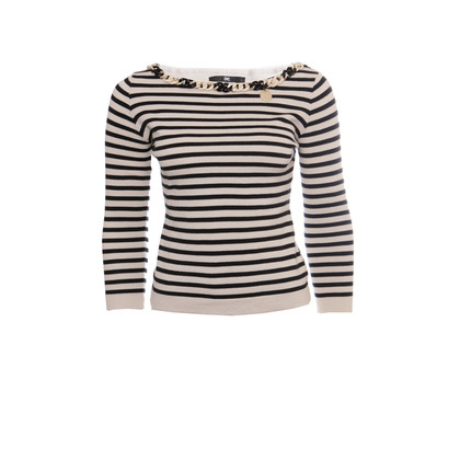 Elisabetta Franchi Top in Navy