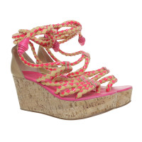 Tory Burch Plateau-wedge in the ethno-look