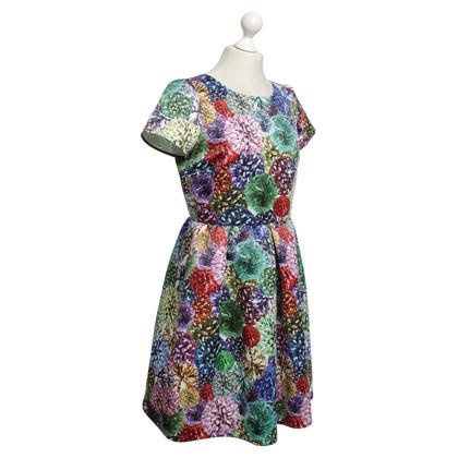 Max & Co Kleid mit Multicolor-Muster