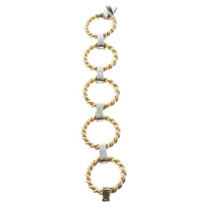 Christian Dior Sguardo di cavo braccialetto