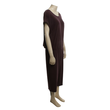 By Malene Birger Jumpsuit in Aubergine