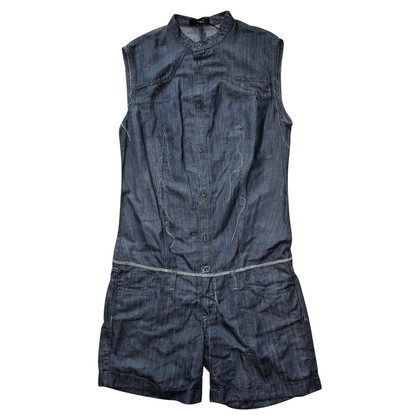 Costume National Jumpsuit in blue