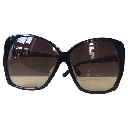 Linda Farrow Oversized Brille
