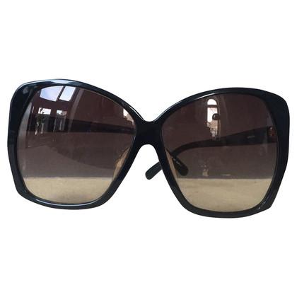 Linda Farrow Übergroße Brille